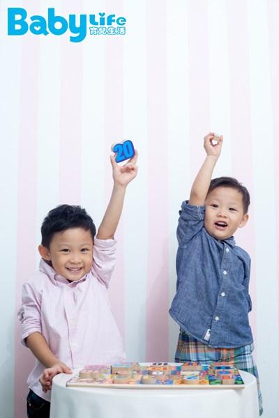 1~1歲半開始,孩子的大腦開始進行側化